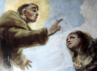 Frescos de San Antonio de la Florida. Francisco de Goya