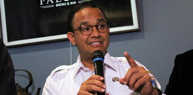 PSI Tak Pantas Salahkan Anies Dalam Penyusunan KUA-PPAS