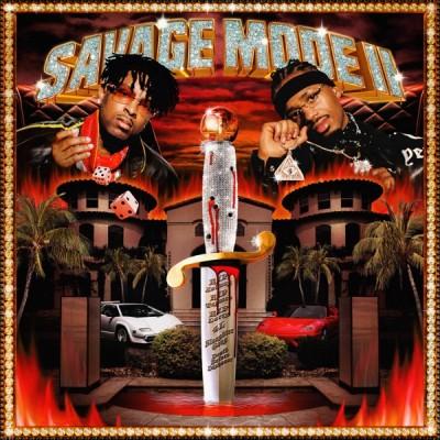 21 Savage & Metro Boomin - SAVAGE MODE II (2020) - Album Download, Itunes Cover, Official Cover, Album CD Cover Art, Tracklist, 320KBPS, Zip album