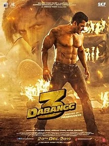 Dabangg 3 (2019) Hindi Full Movie Download mp4moviez