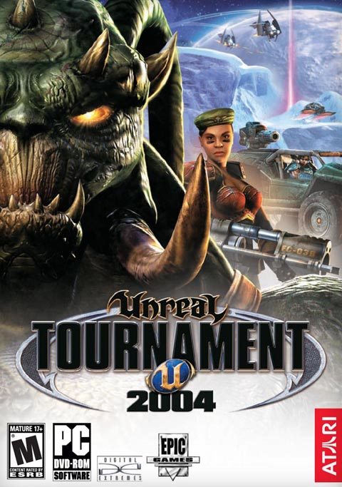 Unreal Tournament 2004 Full PC Game Free Download