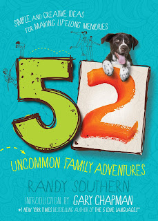 52 Uncommon Family Adventures  cover