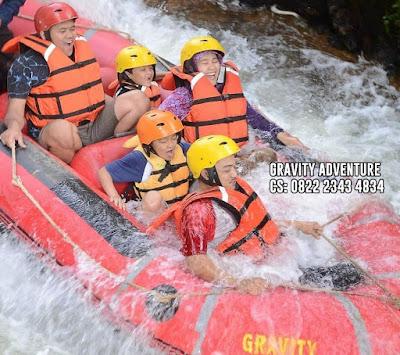 body rafting murah bandung