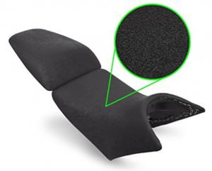 tela antideslizante para tapizar asiento de moto