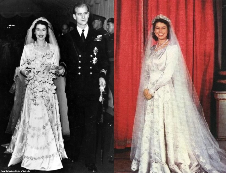 Mad About Meghan: Royal Wedding: Five Iconic Royal Wedding Gowns