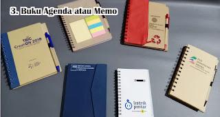 Buku Agenda atau Memo adalah Hadiah Menarik Dan Berkesan Untuk Guru