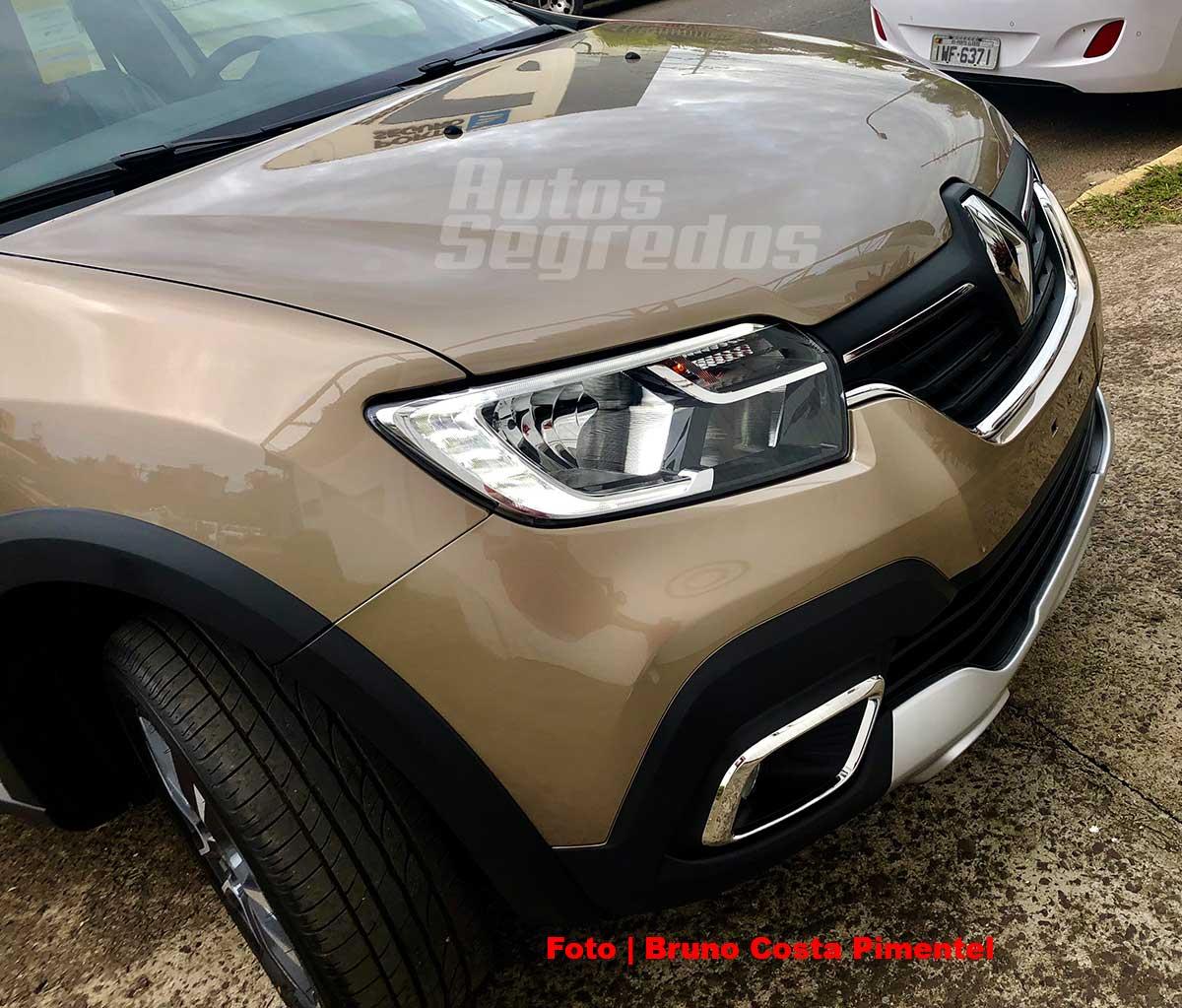 2016 - [Dacia] Sandero & Logan restylées - Page 10 2