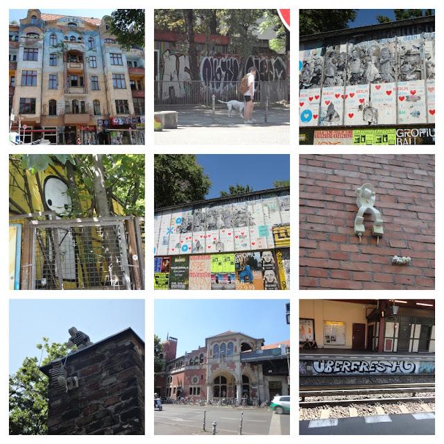 Tour de Street Art em Berlim e Urban Nation