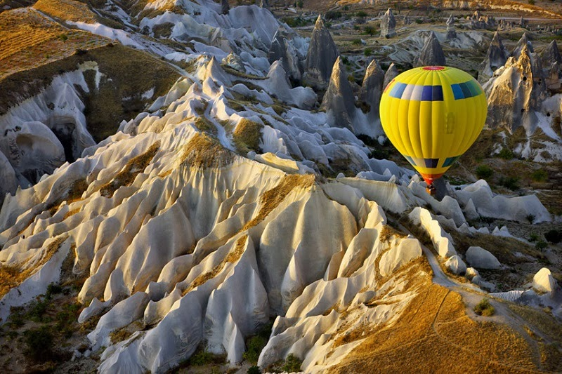 Cappadocia, Anatolia, Turkey - Too Beautiful To Be Real? 16 Surreal Landscapes Found On Earth