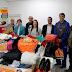 Times do Jundiaiense de basquete masculino fazem doação para campanha