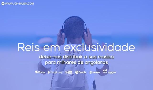 ENVIE-NOS SUA MUSICA