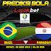 Prediksi Brasil vs Paraguay 28 Juni 2019