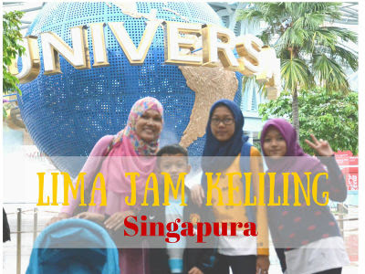 Lima Jam Keliling Singapura