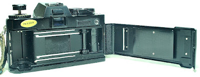 Yashica FR1 Body #091, Tamron Adpatall-2 35-135mm 1:3.5~4.2 #659