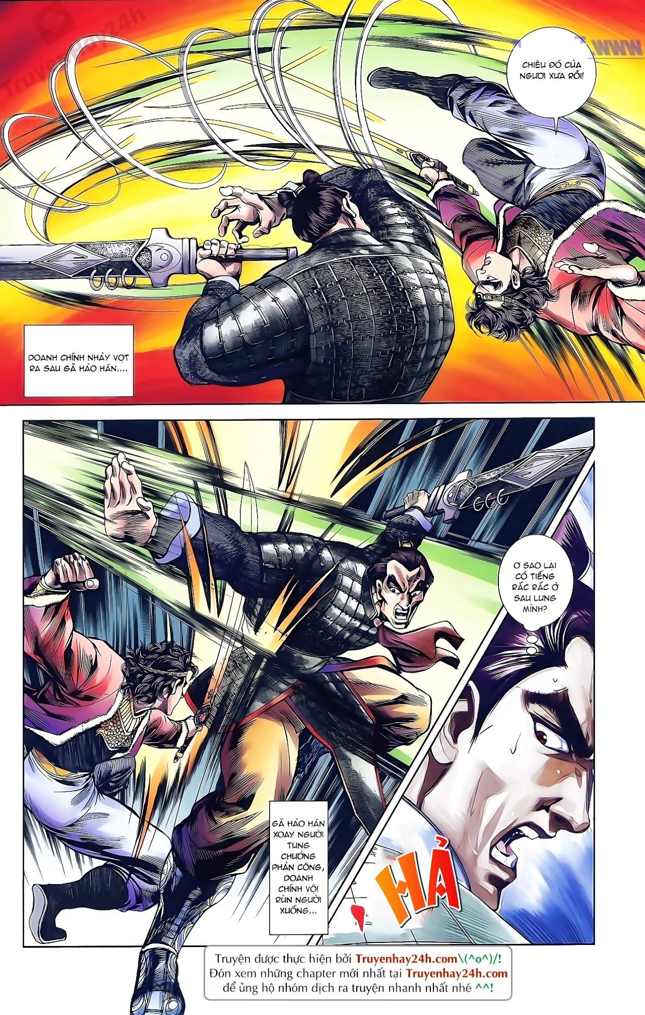 Tần Vương Doanh Chính chapter 42 trang 6