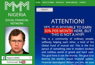 MMM Nigeria Login