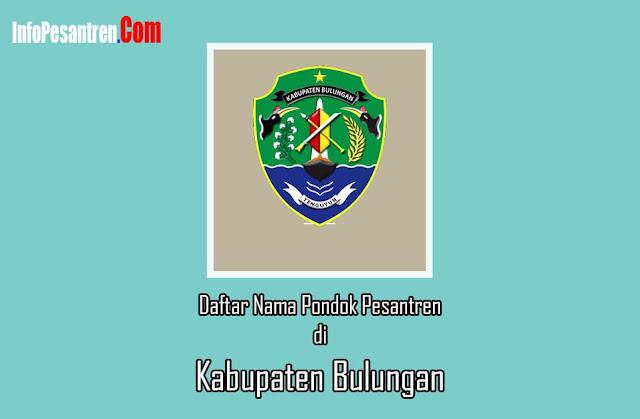 Pondok Pesantren di Kabupaten Bulungan
