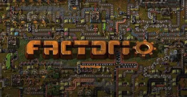 لعبة Factorio