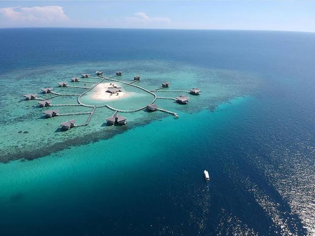 cinta island gorontalo indonesia