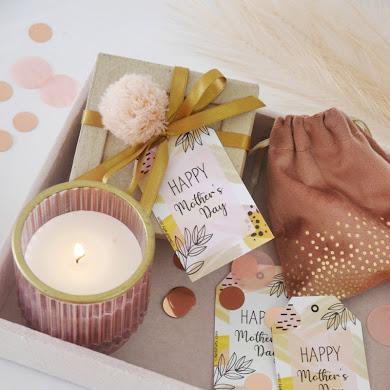 Étiquettes-cadeaux Imprimables GRATUITES pour la Fête des Mères