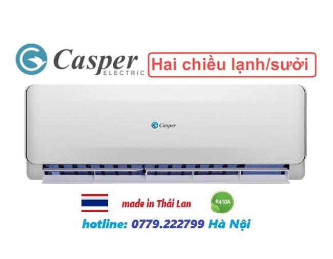 Điều hòa Casper 18000 BTU 2 Chiều EH-18TL22 | CASPER EH-18TL22