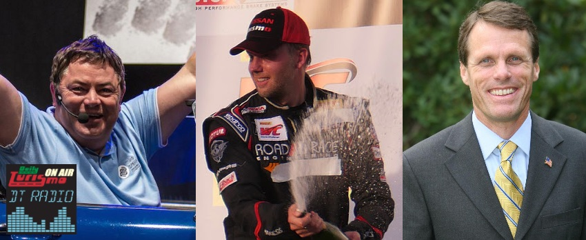 DT Radio Show: Weeler Dealer Mike Brewer, Senator Ted Gaines, & Racer Carl Rydquist