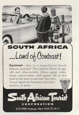 South Africa ... Land of Contrasts