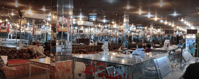 مطعم بخاري الرياض حي النسيم