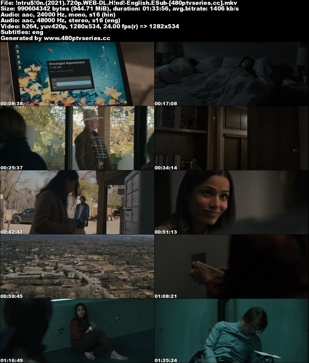 Download Intrusion (2021) 950MB Full Hindi Dual Audio Movie Download 720p Web-DL Free Watch Online Full Movie Download Worldfree4u 9xmovies