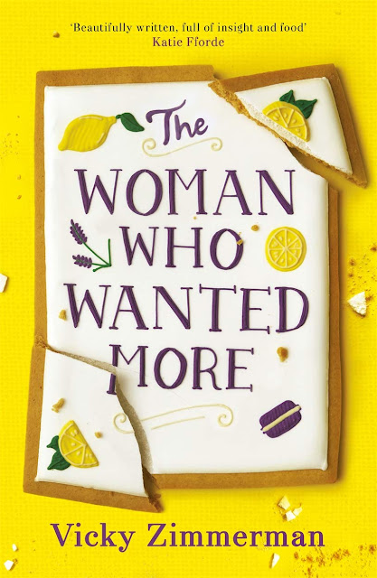'The Woman Who Wanted More' by Vicky Zimmerman