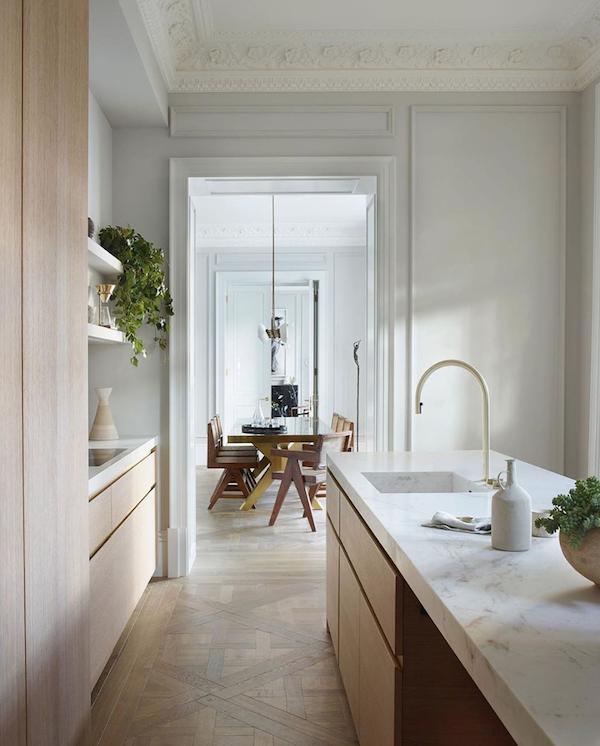 Five characteristics of a minimalist kitchen
