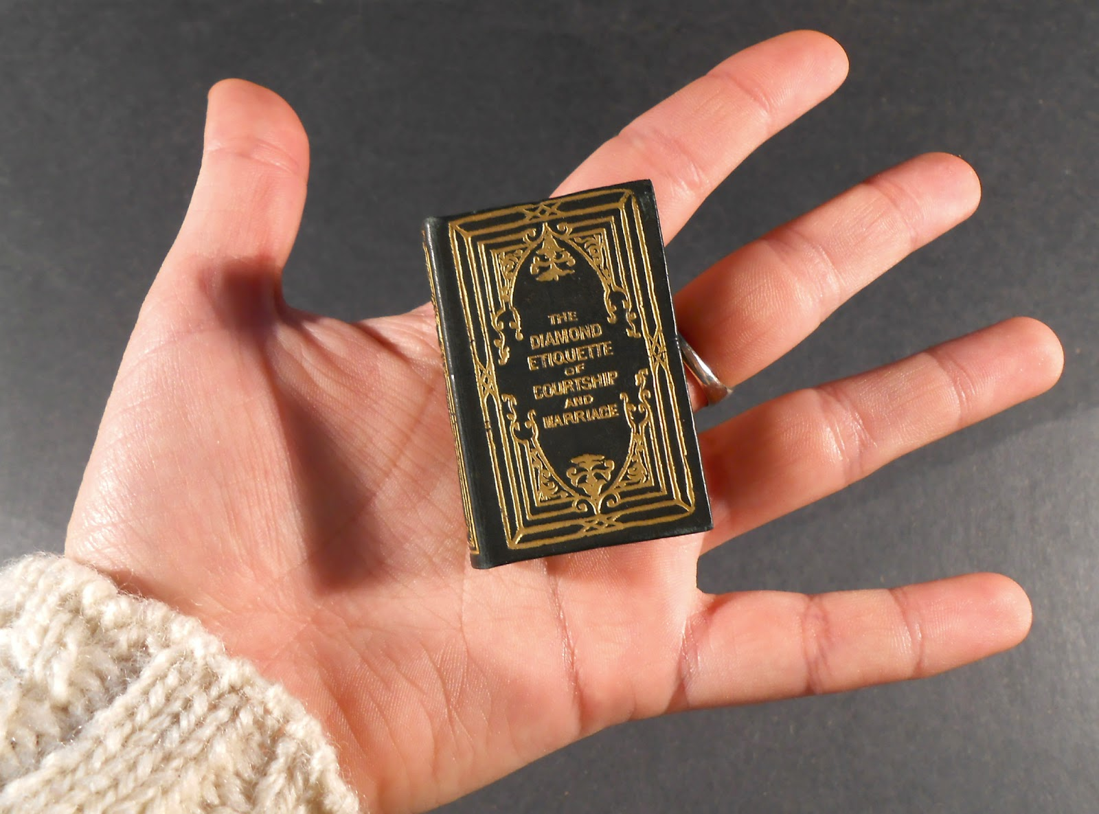 tiny smaller library books items interesting collections special rauner most april