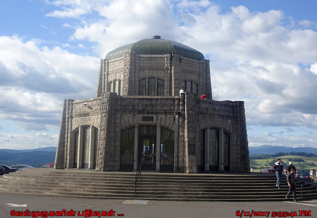 Crown Point Vista House Oregon