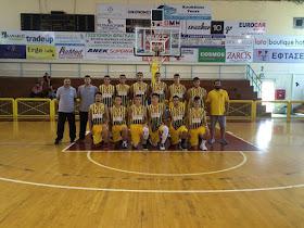 Παρουσίαση των αντιπάλων του Πιερικού Αρχέλαου για το Πανελλήνιο Πρωτάθλημα Εφήβων που θα γίνει στην Κατερίνη