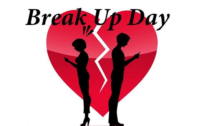 Happy Break Up Day 2021