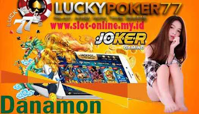Joker Gaming 123 Buat ID Pakai Bank Danamon Deposit 24Jam