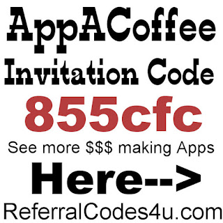 AppACoffee Invitation Code 2017, AppACoffee Sign Up Bonus 2017,  AppACoffee Reviews