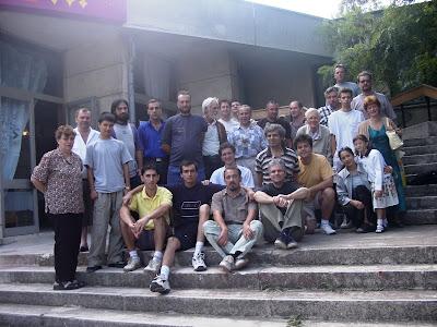 Turneul de Scrabble Eforie Nord 4-7 septembrie 2002, Poza de grup