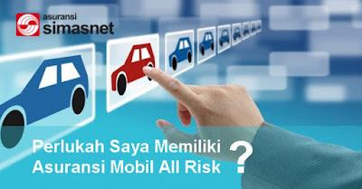 Keuntungan Menggunakan Asuransi Mobil All Risk