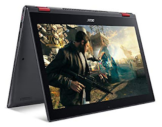 Laptop gaming terbaru acer  Nitro 5 Spin Unbreakable Spinning Force