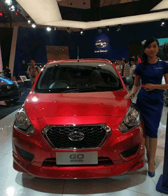 Kredit Nissan Datsun Go