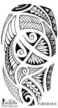 Tatuajes Maories Para Mujeres Con Mucho Significado