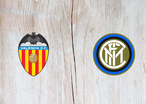 Valencia vs Internazionale -Highlights 10 August 2019