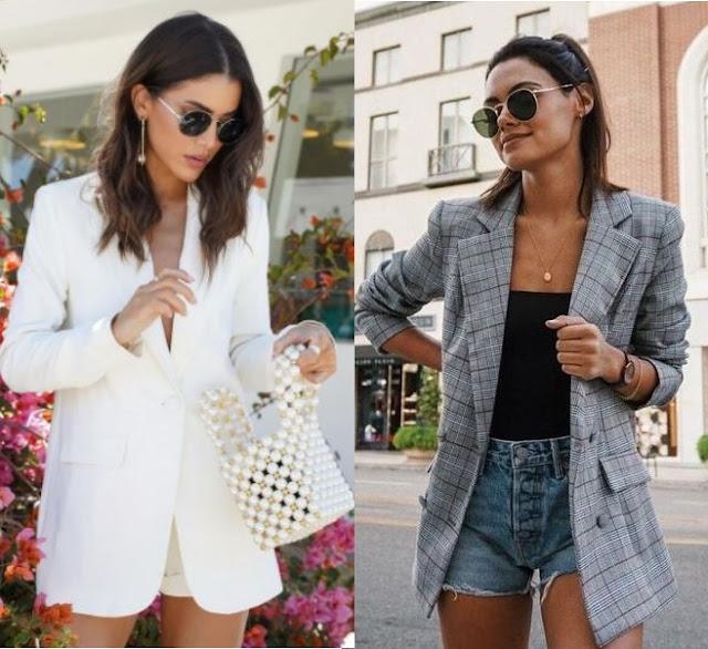 Guia de Moda peças coringas para se ter no guarda roupas, blazer, Camila Coelho, Michelle Infusino