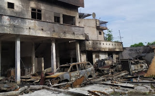 Lima Tewas pada Kebakaran Gudang Gas Elpiji di Pematangsiantar, Terakhir Ditemukan di Kamar Mandi