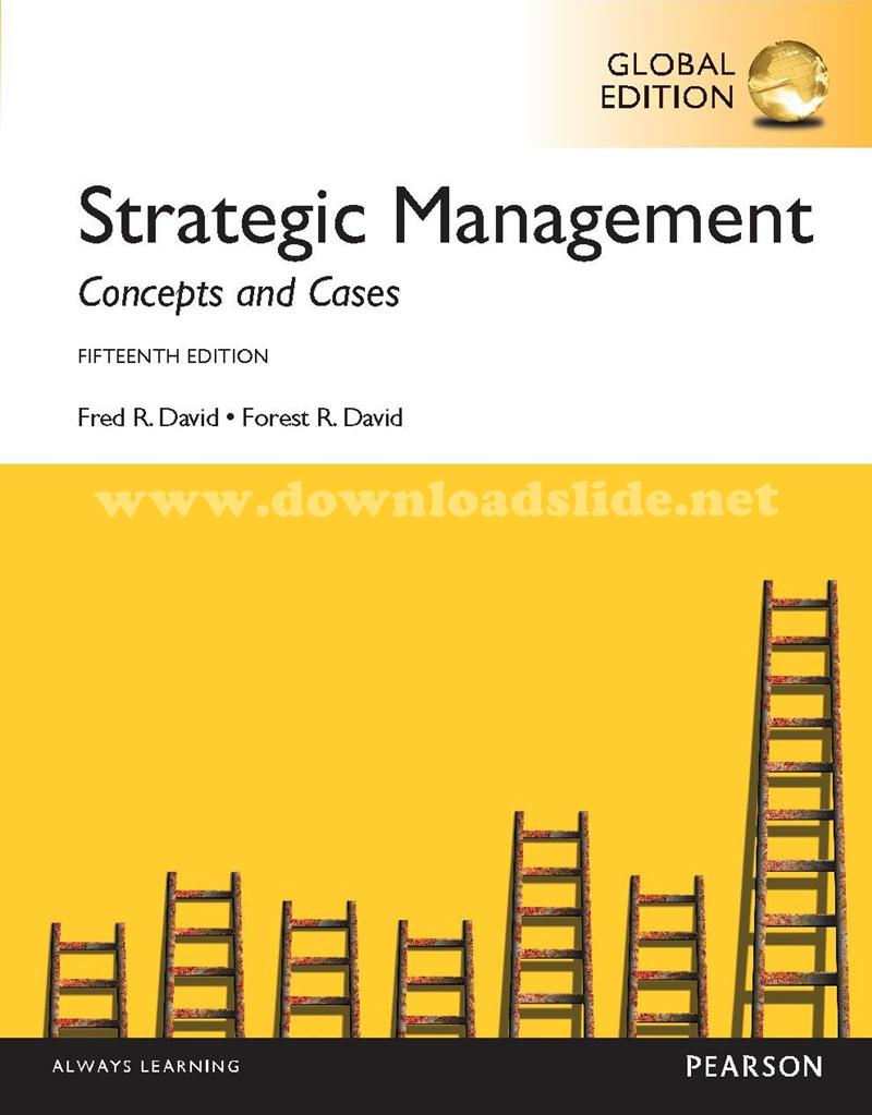 Ebook strategic management 15th edition by david david global ebook strategic management 15th edition by david david global edition fandeluxe Image collections