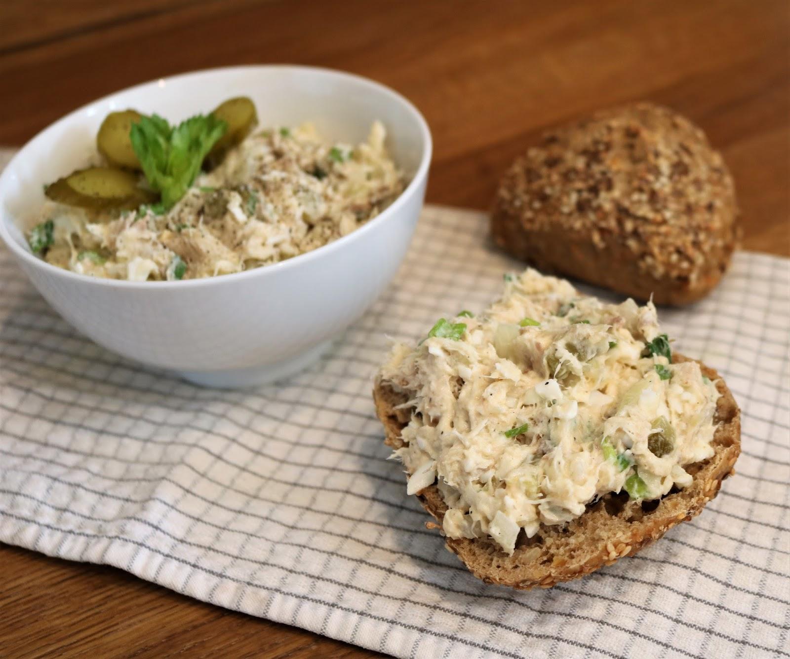 Dietetyczna Pasta Z Makreli Moje Idealia Blog