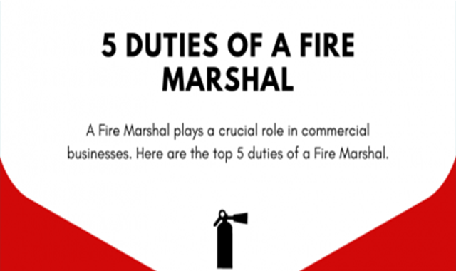 5 Key Duties Of a Fire Marshal