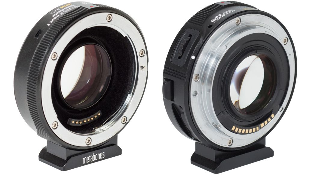 Metabones EF-RF Speed Booster ULTRA 0.71x