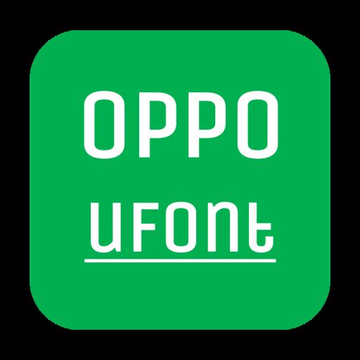 Oppo Realme uFont